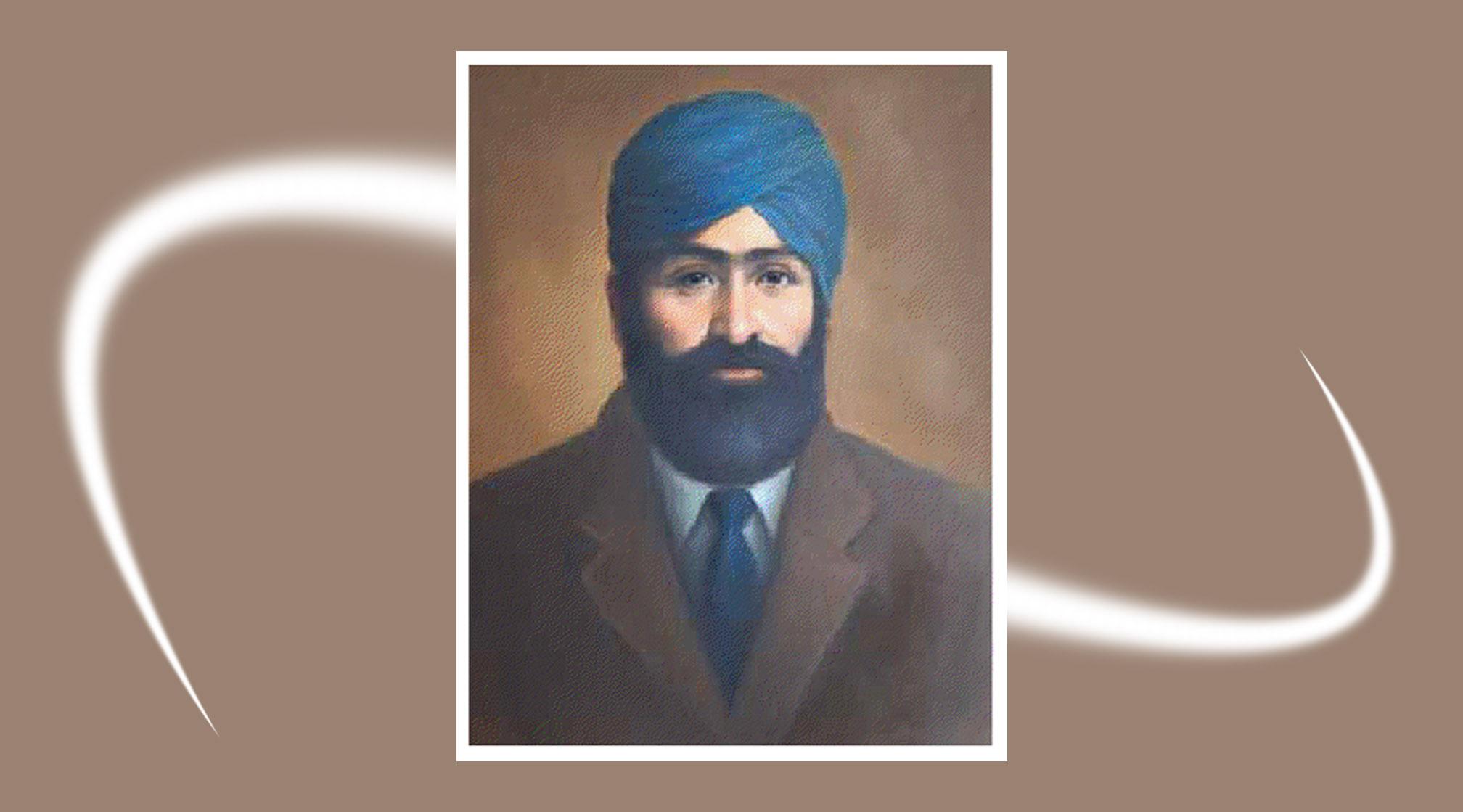 Bhai Mewa Singh 100 years